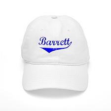 Barrett Vintage (Blue) Baseball Cap