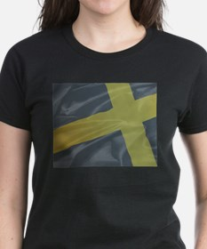 Silk Flag of Saint David T-Shirt