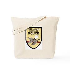 Fort Collins Police Tote Bag