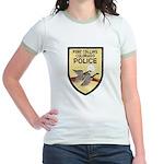 Fort Collins Police Jr. Ringer T-Shirt