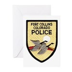 Fort Collins Police Greeting Cards (Pk of 10)