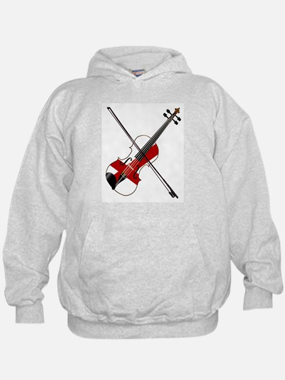 Alabama State Fiddle Hoodie