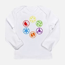 Legend of Zelda Spirit Medallions Long Sleeve T-Sh