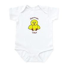German Chick Infant Bodysuit
