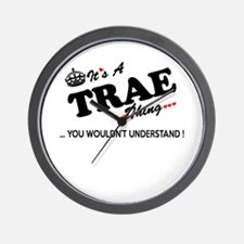 TRAE thing, you wouldn't understand Wall Clock