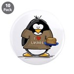 I Love Latkes Penguin 3.5