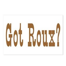 Got Roux? Postcards (Package of 8)