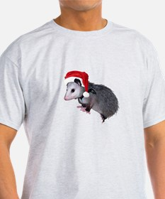 Santa Possum T-Shirt