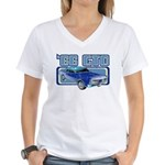 1966 Pontiac GTO Women's V-Neck T-Shirt