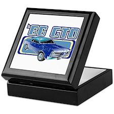 1966 Pontiac GTO Keepsake Box