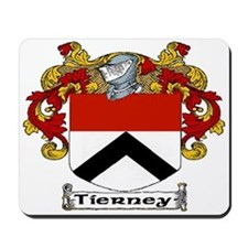 Tierney Coat of Arms Mousepad