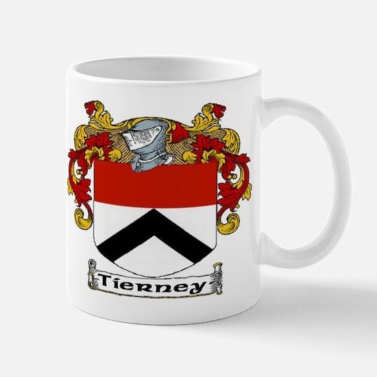 Tierney Coat of Arms Mug