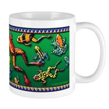 Poison Arrow Frog Mug