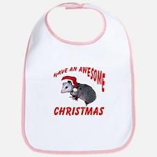 Santa Helper Possum Bib