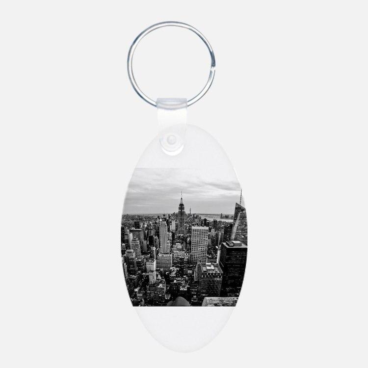 NYC Skyline Keychains