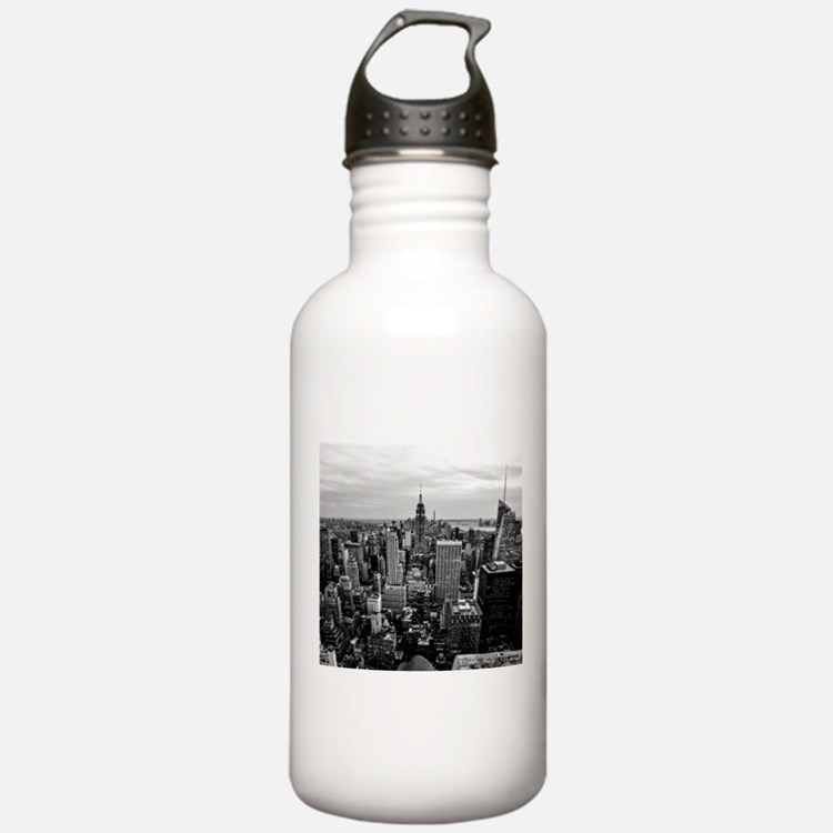 NYC Skyline Water Bottle