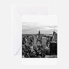 NYC Skyline Greeting Cards