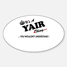 YAIR thing, you wouldn't understand Decal
