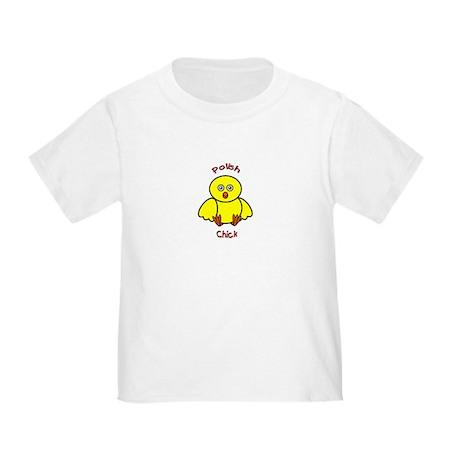 Polish Chick Toddler T-Shirt
