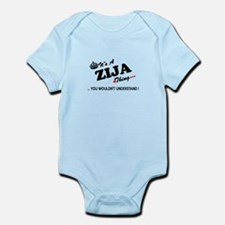 ZIJA thing, you wouldn't understand Body Suit