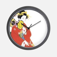 Cool Michelle Wall Clock