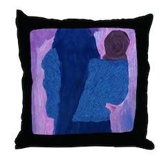 Podegi Throw Pillow