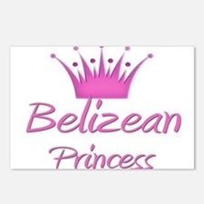 Belizean Princess Postcards (Package of 8)