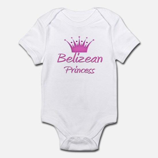 Belizean Princess Infant Bodysuit