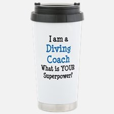 diving coach Travel Mug