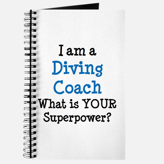 diving coach Journal