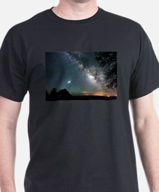 Cute Milky way galaxy T-Shirt