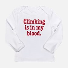 climbing.jpg Long Sleeve T-Shirt