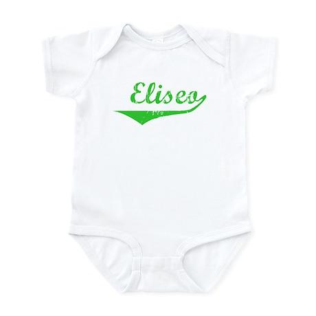 Eliseo Vintage (Green) Infant Bodysuit
