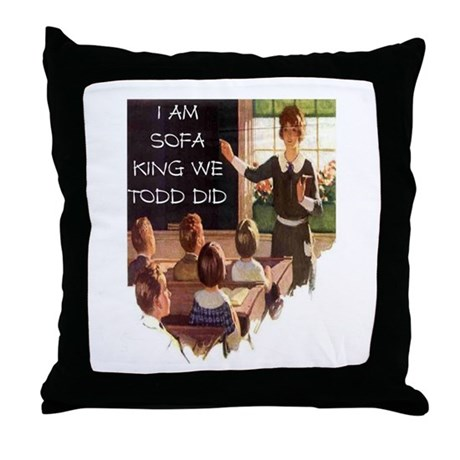 I Am Sofa King We Todd It T Shirts Hilarious Offensive
