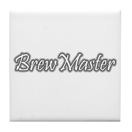 Brew Master Tile Coaster