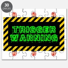 Funny Warning Puzzle