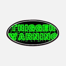 Trigger Warning Patch