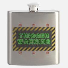 Trigger Warning Flask