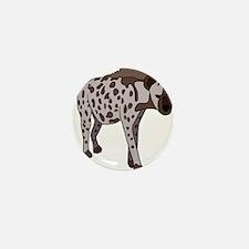 Hyena Mini Button