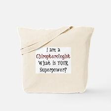 chiropterologist Tote Bag