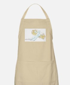 White Lady BBQ Apron