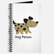 Dog Person Journal