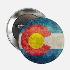 "Colorado State Flag - Retr 2.25"" Button (100 pack)"