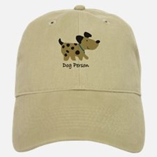 Dog Person Baseball Baseball Cap