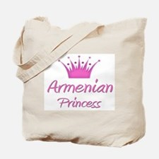 Armenian Princess Tote Bag