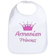 Armenian Princess Bib