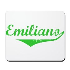 Emiliano Vintage (Green) Mousepad