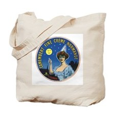 Vintage French Camembert Chee Tote Bag