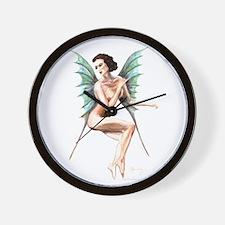 Queen Of Air Wall Clock