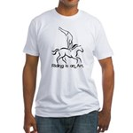 Vaulting Fitted T-Shirt